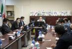 جلسه تودیع و معارفه مدیرعامل شرکت مارگارین