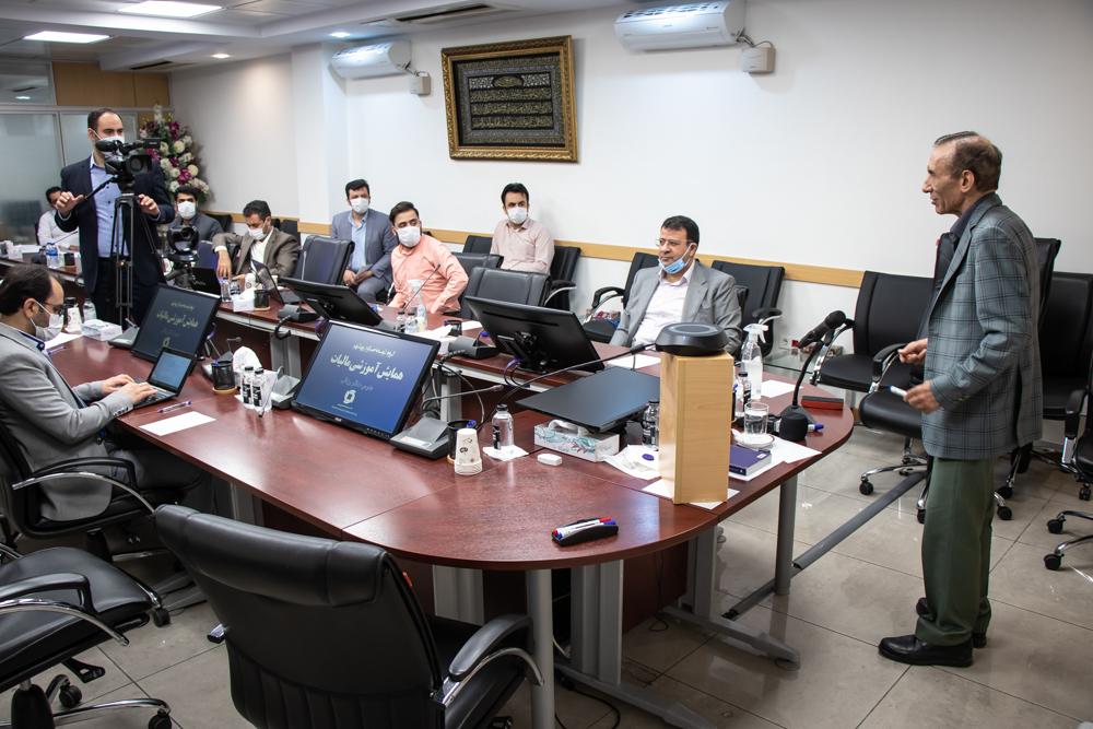 دوره آموزش آنلاین با موضوع مالیات، به همت معاونت مالی اقتصادی و منابع انسانی