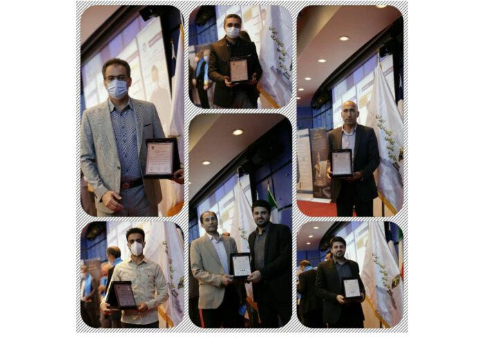 گلتاش تقدیرنامه سه ستاره سومین دوره جایزه تعالی نگهداری را از آن خود کرد