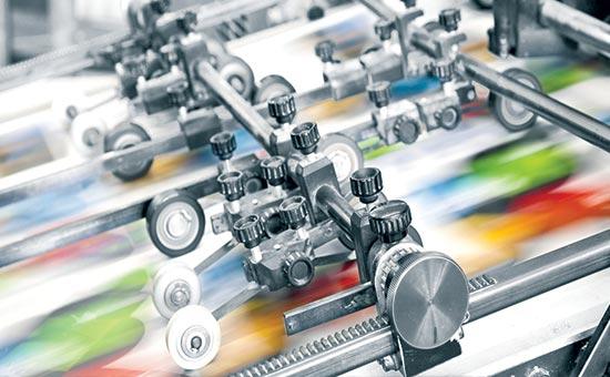 صنعت چاپ از زمان گوتنبرگ تا قرن بیستم