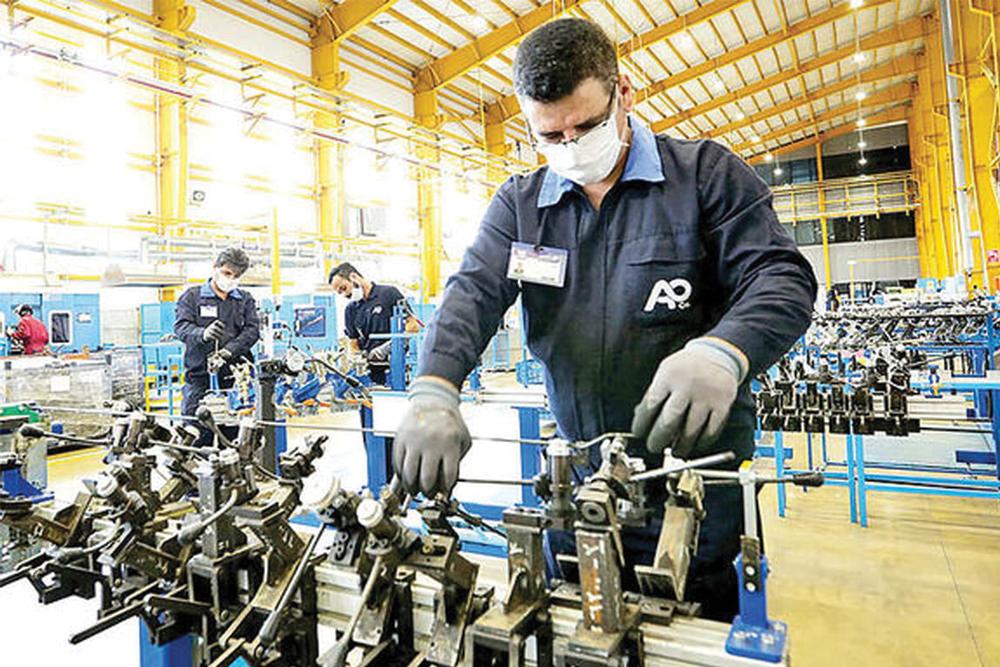 سهم واحدهای صنعتی استان تهران از تسهیلات کرونایی
