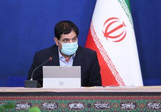 معاون اول رییس جمهور از شرکت شیر پاستوریزه پگاه تهران بازدید کرد